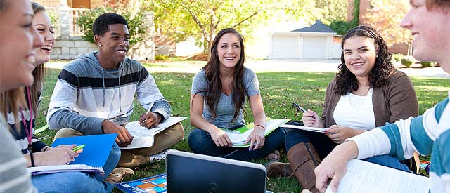 group studies outside