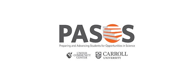 PASOS program logo