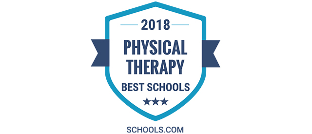 best physical therapy schools logo