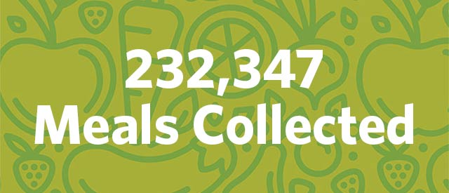 232,347 Meals Collected