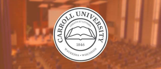 Carroll University seal