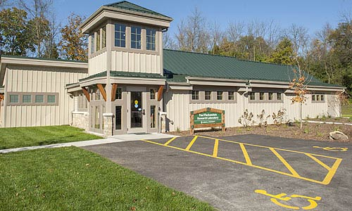 Prairie springs environmental education center