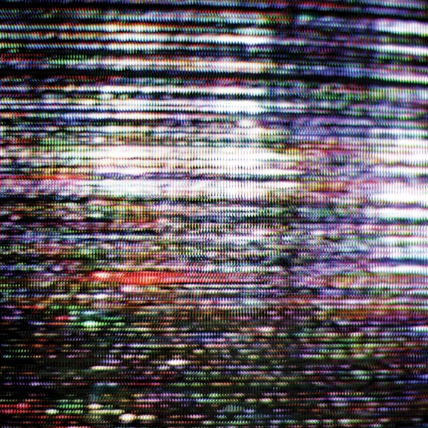 Television fuzz simulating a concussed feeling