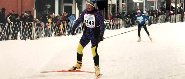 Jeff Cummisford in 2001