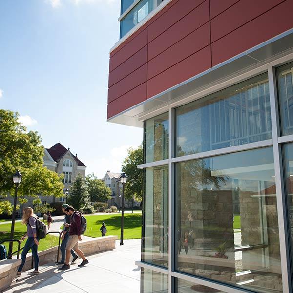 Doug and Nancy Hastad Hall | Carroll University