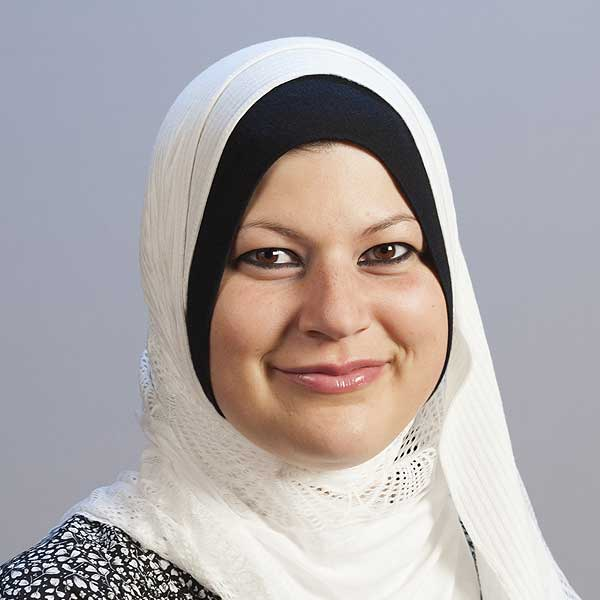 Laila Azam, Carroll University faculty