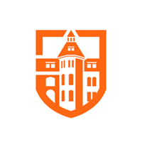 orange carroll academic logo
