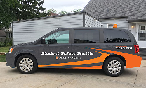 Carroll University Public Safety Shuttle